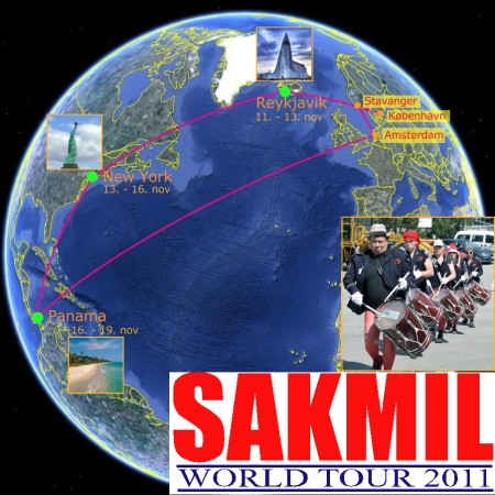 SAKMIL World Tour