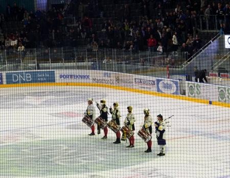SAKMIL i DNB Arena