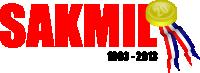 SAKMIL 20 år logo