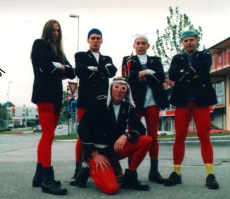 SAKMIL i Kleppekrossen (1997)