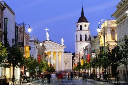 Vilnius, Litauen