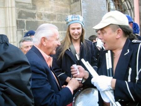 SAKMIL møter Vic Firth