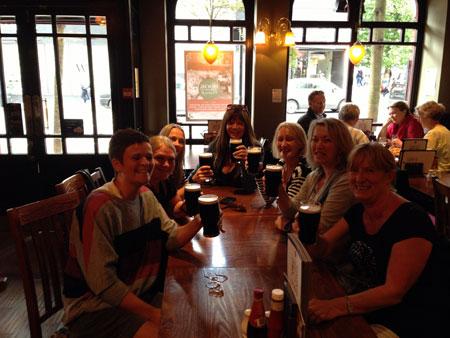 OGMS september 2013 - London